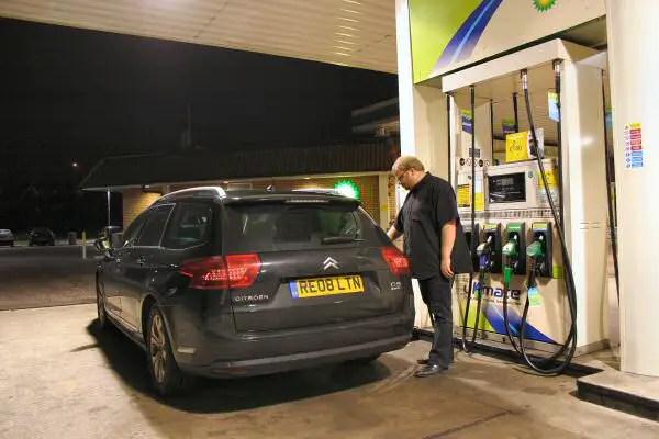 The obligatory pump shot...