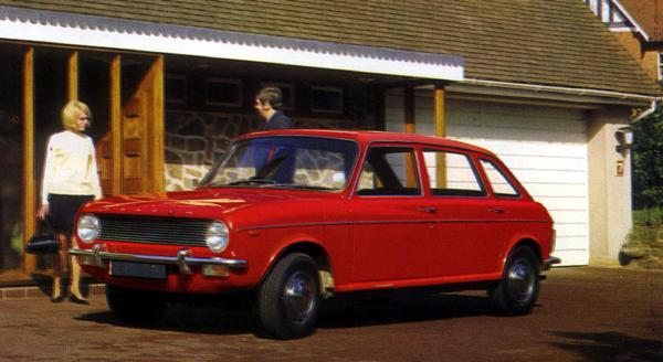 Another two years passed before those doors made their next appearance, this time on the versatile Austin Maxi. Reverting to their original, non-quarterlight status for this application, the Maxi's longevity would ensure that those doors would remain in production for a total of 17 years.