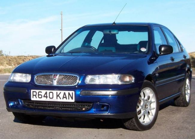 introduced in march 1995, a year into the bmw era, the hh-r rover 400 was  the last of the honda-rover collaborations, and is notable for being a  largely