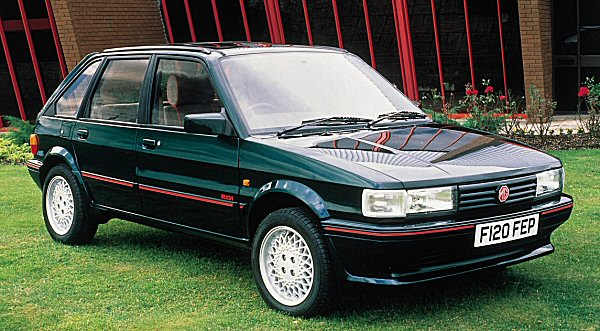 From under-achiever to class leader in one fell swoop: the MG Maestro EFi was transformed by the addition of the injected version of the O-Series engine and Honda PG-1 gearbox. Performance was lifted by the new 115bhp engine, but not only that, the build quality of these 1985 model Maestros had improved in leaps and bounds over their earlier counterparts and as a result, the car soon became known as a viable Golf GTi/XR3i rival. Practicality was always on the side of the Maestro, but somehow glamour was not - and it soon became criminally ignored by the image conscious drivers the company was targeting.
