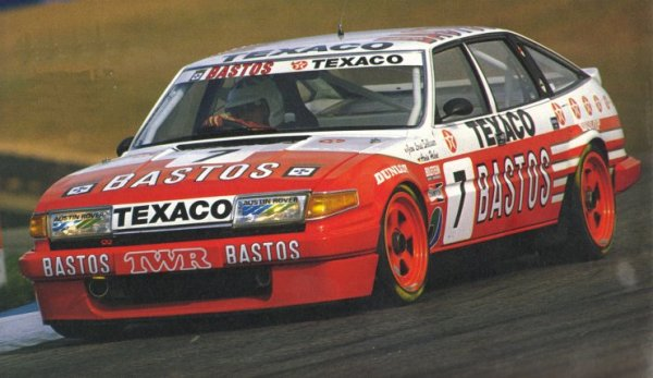 The memorable TWR Bastos-liveried SD1...
