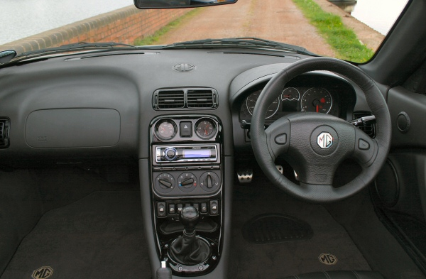 Dashboard quality is improved and fittings look good, but design remains similar to the 1995 original.