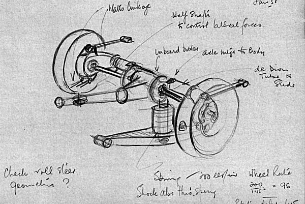 P6 suspension sketch