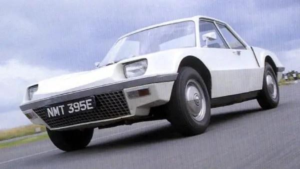 Rover P6BS