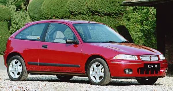 The original 200 - in this case, the 143bhp 200Vi