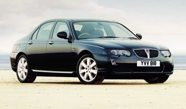 Rover 75 is still the 13th most popular car in the UK according to Auto Express readers