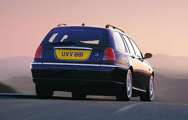Arguably even prettier than the saloon, introducing the Rover 75 Tourer was another great decision made by the management of the MG Rover Group.Arguably even prettier than the saloon, introducing the Rover 75 Tourer was another great decision made by the management of the MG Rover Group.