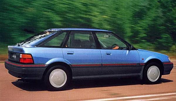 1989 214SLi 16V.