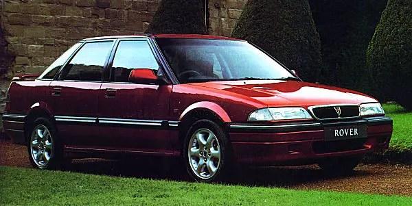 1993 Rover 420 GSi Turbo