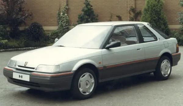 Rover R8 three-door prototype