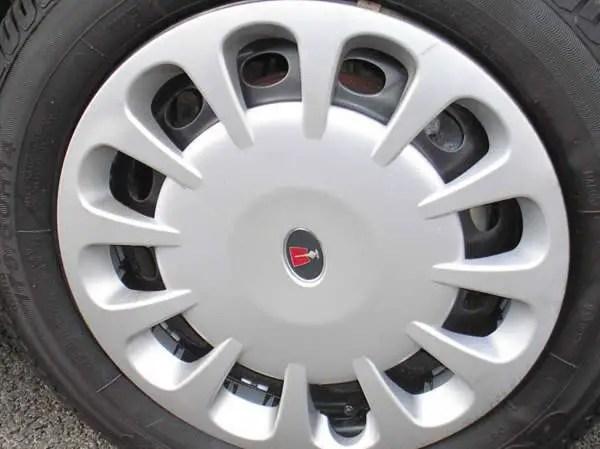 New design wheeltrims...