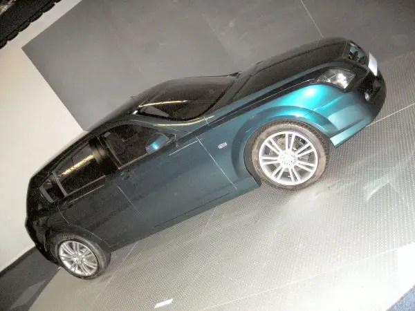 MG Rover RDX60 prototype