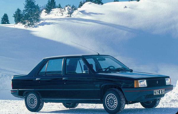 The 9 might have been the 1982 Car of The Year, but it's largely forgotten today...