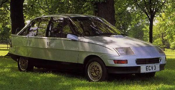 ECV3 prototype