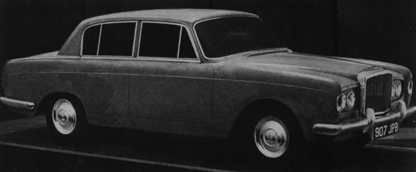 Final thoughts: here we see the quarter-scale Java 3 model, which is as far as the car got before the plug was pulled. With substantially revised bodywork, clearly inspired by the contemporary thinking that was shaping the Burma/Silver Shadow, thoughts finally turned to the possibility of marketing the car as a Rolls-Royce. But these plans came to nothing, and once Java had been cancelled, the F-60 engine was released to BMC for use in the Vanden Plas 4-Litre R. However, it is widely thought that the development of the Silver Shadow benefitted from the experience gained during Project Java.