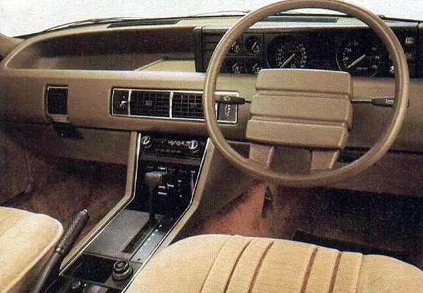 Rover SD1