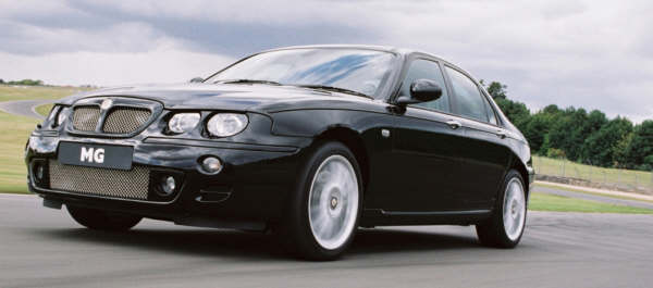 "MG ZT260 V8 possesses much of that SD1 Vitesse charm, although even in ""zed"" trim, it looks a little too subtle."