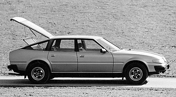 """""""Thousands of these vehicles poured out of the new SD1 factory, and they looked magnificent"""""""