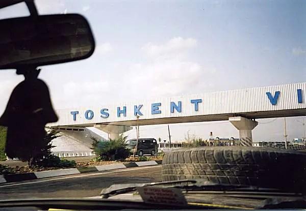 Hello Tashkent!