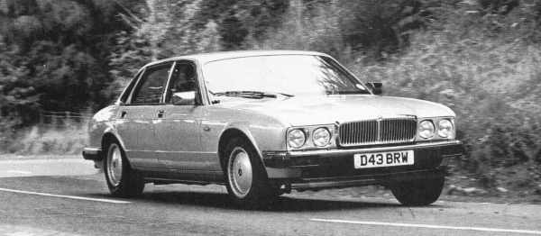 jaguar xj40 history rh aronline co uk