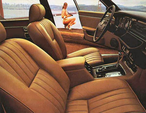 XJ6 interior was a lot happier place to be than Jaguar's boardroom in 1980...