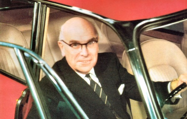 Lord Stokes in 1968 - the prospects looked so bright at the beginning of the adventure