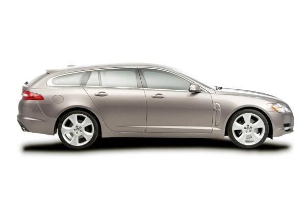 Jaguar XF Estate set to appear at Frankfurt?