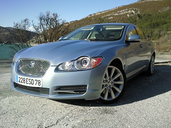Jaguar XF bags another award
