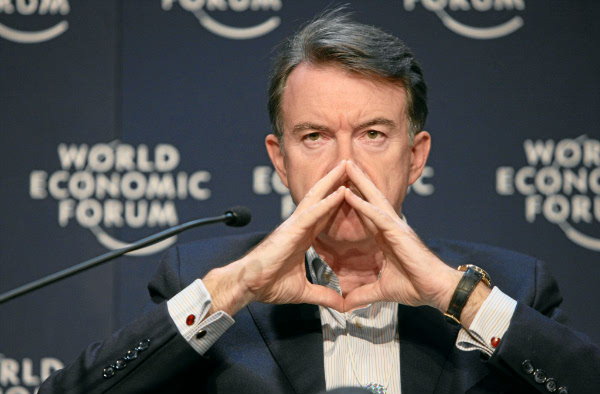 Peter Mandelson denies government interference