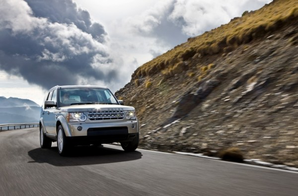 Land Rover's MY10 Discovery 4