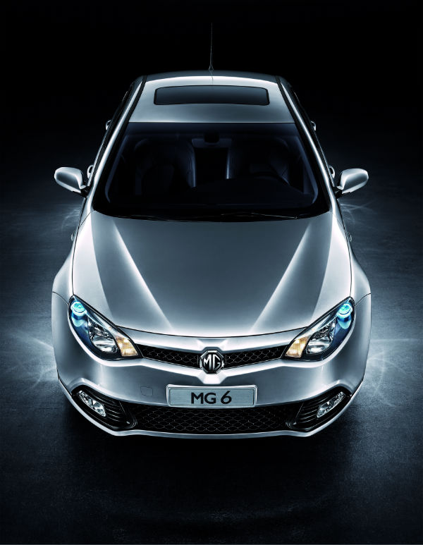 MG6 will be produced in China and the UK
