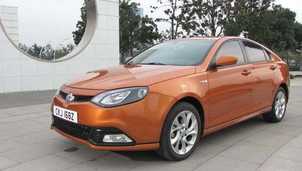 MG 6 is due to be launched on Monday, 23 Nov 09