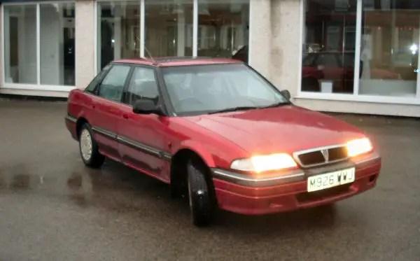 Rover 416SLi