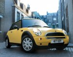 MINI One D - Car of the Decade 2000s
