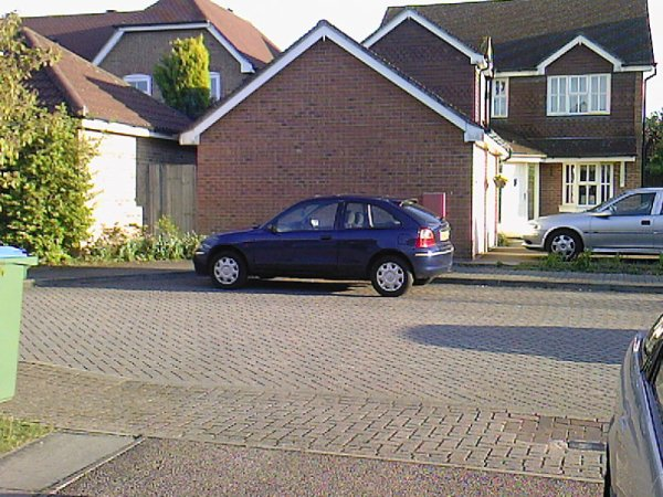 Rover 214 joins the street