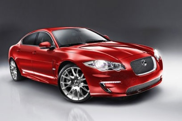 Auto Express' rendering of the next small Jaguar