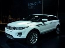 Range Rover Evoque - Bonjour, but don't touch
