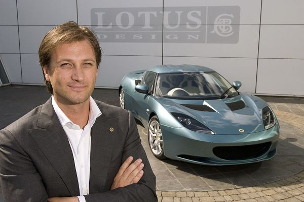 Danny Bahar is spearheading a new direction for Lotus