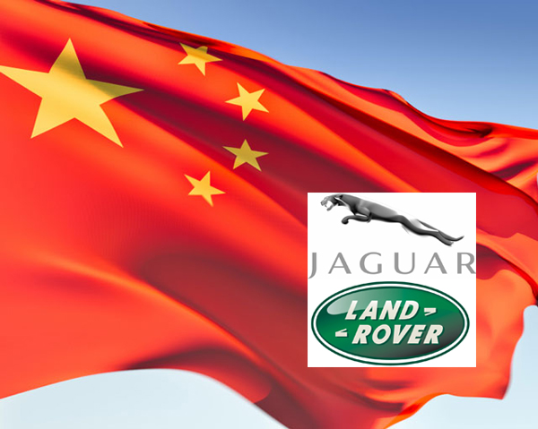 Jaguar Land Rover and China