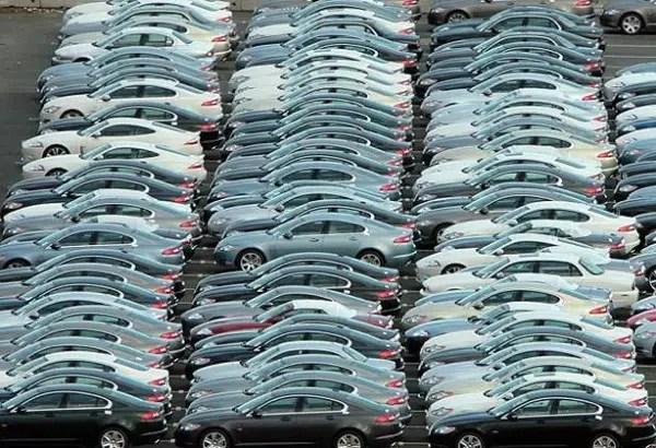 Jaguar XF Production