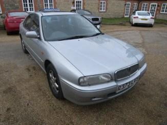 Rover 600: Gone but not forgotten