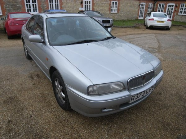 Rover 600: Gone but not forgotten