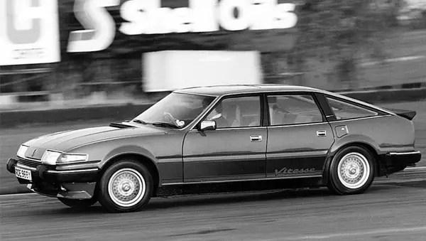 Rover SD1 Vitesse