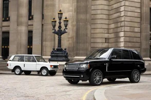 The new MY11 Range Rover