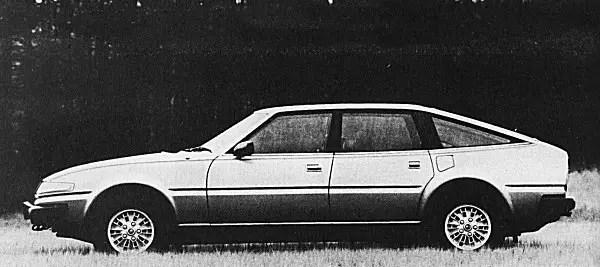 Rover V8-S