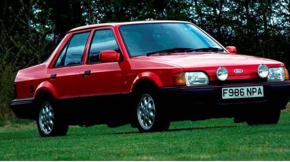 Orion 1.6i Ghia: who hasn't secretly hankered after one of these?