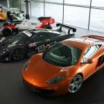McLaren MP4-12C is powered by Ricardo