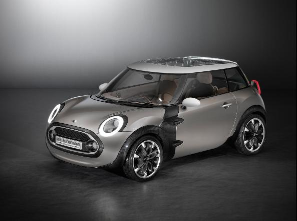 MINI Rocketman Concept Image 1.
