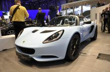 Lotus Elise facelift, and still with Metro door mirrors