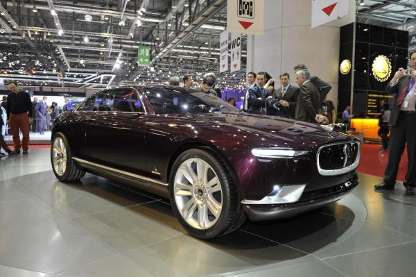 Jaguar Bertone B99 concept